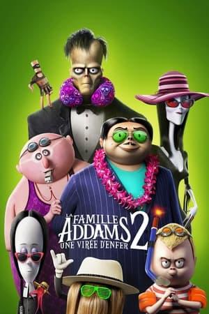 Addams Family 2. poszter