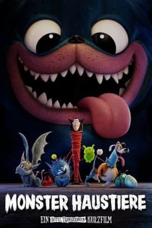 Hotel Transylvania - Házi szörnyek poszter