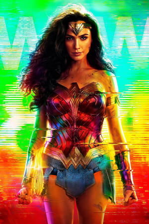 Wonder Woman 1984 poszter
