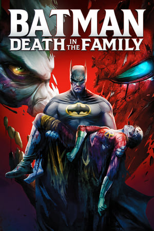 Batman: Death in the Family poszter