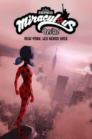 Katica és Fekete Macska kalandjai a világ körül: Egyesült Hősök poszter