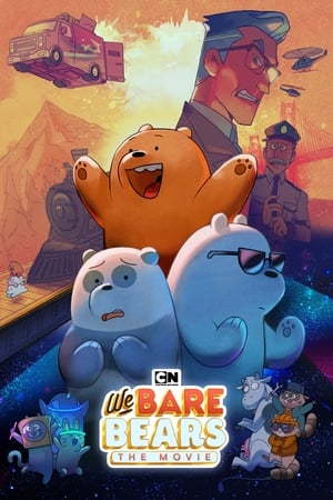 We Bare Bears: The Movie poszter