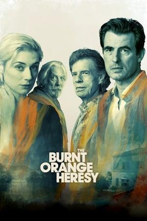 The Burnt Orange Heresy poszter