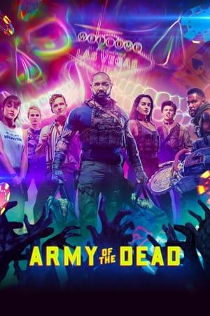 A halottak hadserege poszter