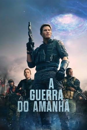 A holnap háborúja poszter