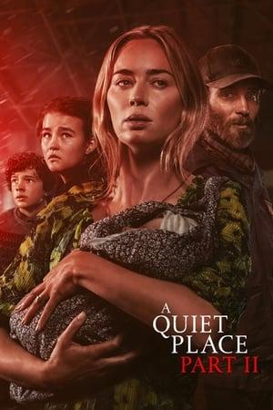 A Quiet Place Part II poszter