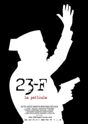 23-F: la película poszter