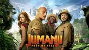 Jumanji: A következő szint háttérkép