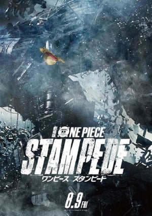 One Piece: Stampede poszter