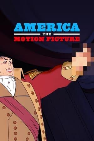 Amerika: A mozgókép poszter