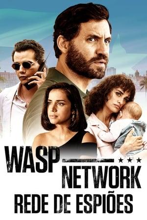 Wasp Network - Az ellenállók poszter