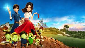 A hercegnő és a hét törpe háttérkép