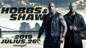 Halálos iramban: Hobbs & Shaw háttérkép