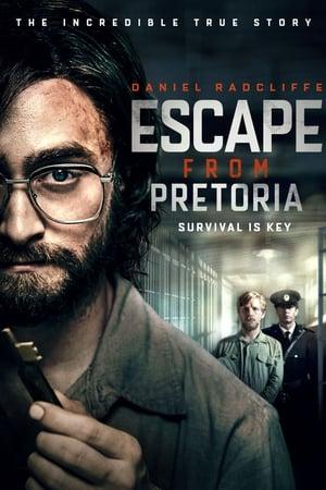 Szökés Pretóriából poszter