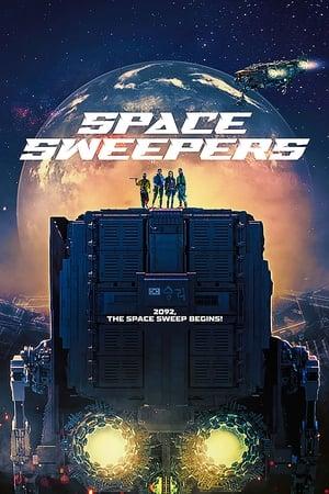 Az űrsepregetők poszter