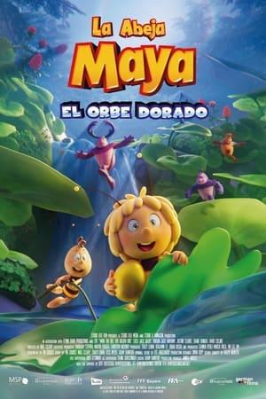 Maya the Bee: The Golden Orb poszter