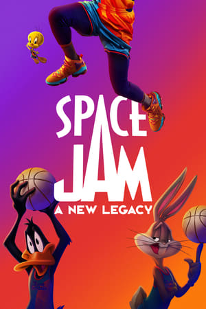 Space Jam: Új kezdet poszter