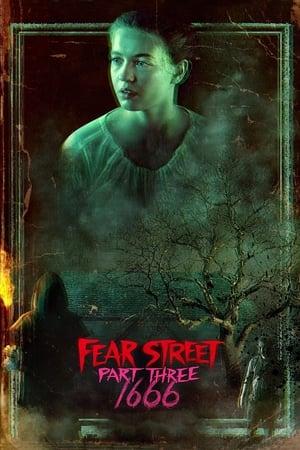 A félelem utcája 3. rész: 1666 poszter