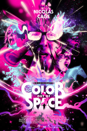 Color Out of Space poszter