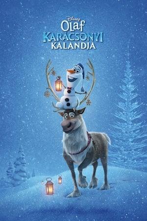 Olaf karácsonyi kalandja előzetes