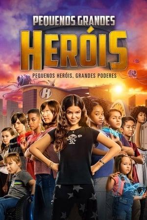 Mindenkiből lehet hős poszter