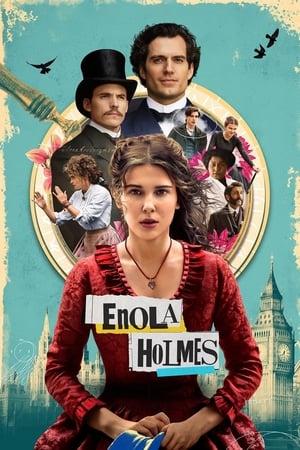Enola Holmes előzetes