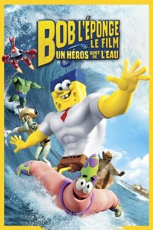 SpongyaBob: Ki a vízből! poszter