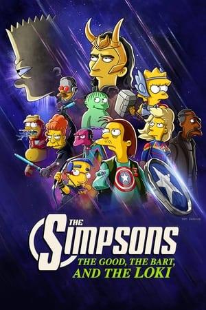 The Simpsons: The Good, the Bart, and the Loki előzetes
