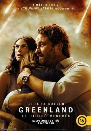 Greenland - Az utolsó menedék előzetes