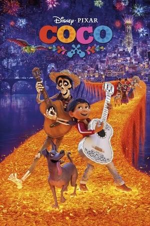 Coco poszter