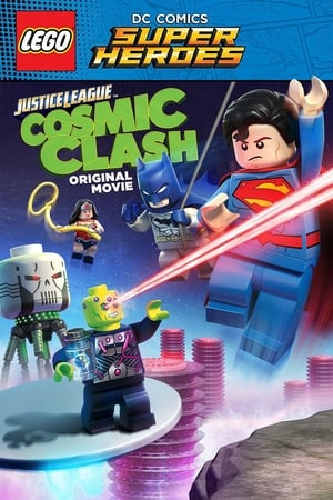 LEGO: Az igazság ligája - Kozmikus küzdelem előzetes