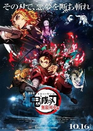 Kimetsu no Yaiba Movie: Mugen Ressha-hen előzetes