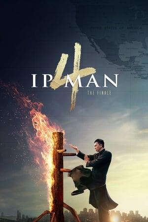 Ip Man 4: A befejezés poszter