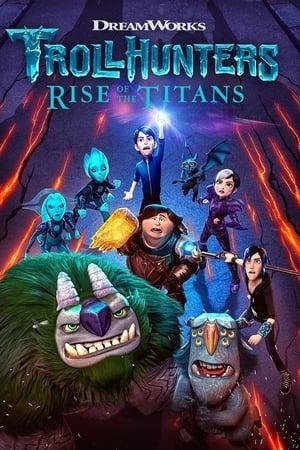 Trollvadászok: A titánok felemelkedése poszter
