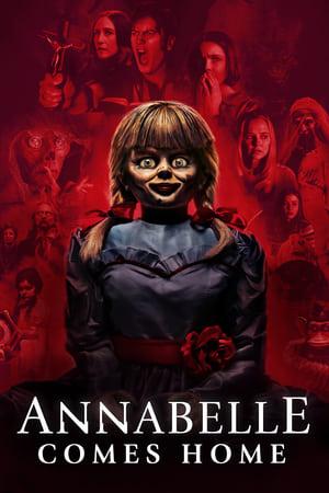 Annabelle 3 poszter