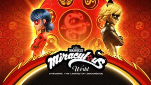 Miraculous World: Shanghai, la légende de Ladydragon háttérkép