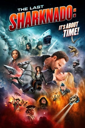 Sharknado 6 - Az utolsó cápavihar: Ideje volna már előzetes