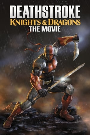 Deathstroke: Knights & Dragons - The Movie előzetes