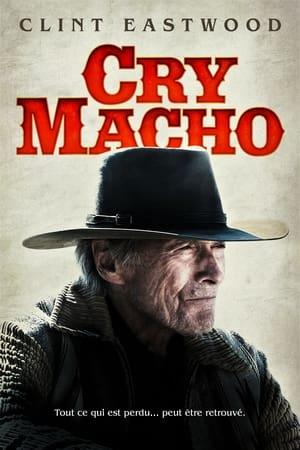 Cry Macho poszter