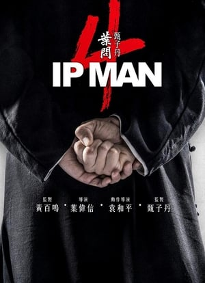 Ip Man 4: The Finale poszter