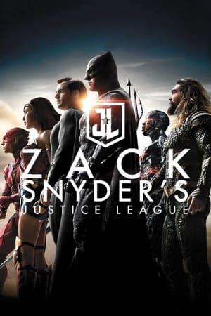 Zack Snyder: Az Igazság Ligája poszter
