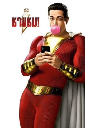 Shazam! poszter