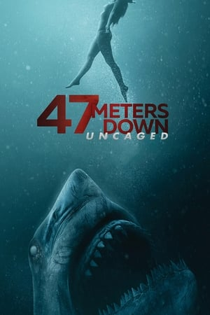47 méter mélyen 2 poszter