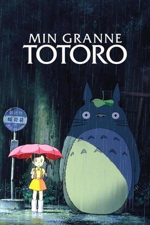 Totoro - A varázserdő titka poszter