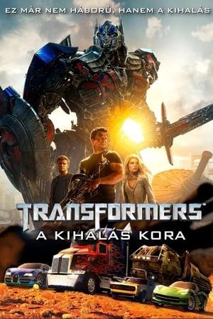 Transformers: A kihalás kora előzetes