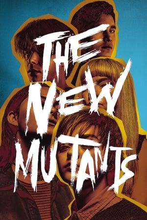 Új mutánsok poszter