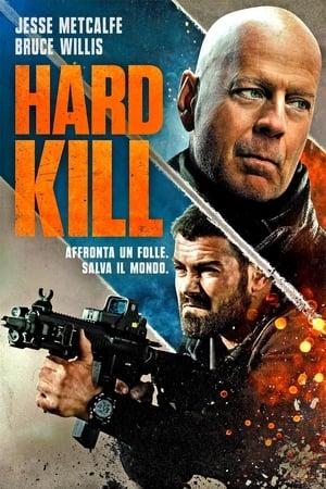 Hard Kill poszter