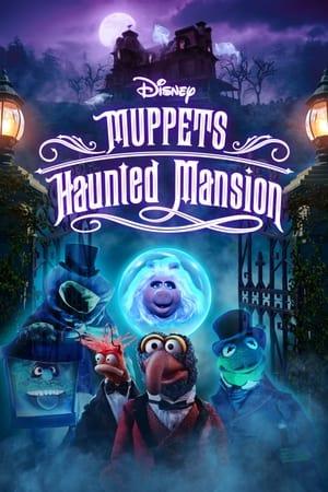 Muppets Haunted Mansion előzetes
