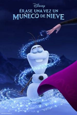 Volt egyszer egy hóember poszter