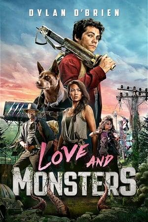 Szerelem és szörnyek poszter